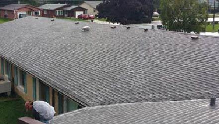 Martofel Construction Corp Senior Living Roof Repair